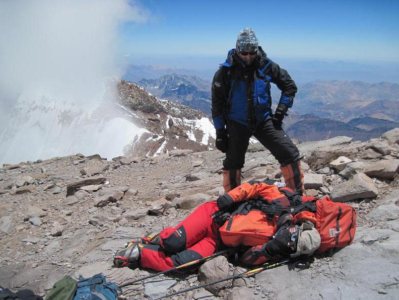 AMS, HACE, HAPE - höjdsjuka på Kilimanjaro