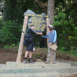 Rendering av Kilimanjarofilm!