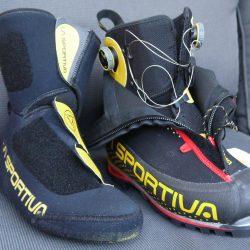 Storskor; La Sportiva G2 SM