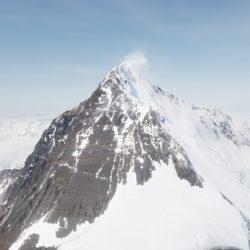 Rapportering från Everest