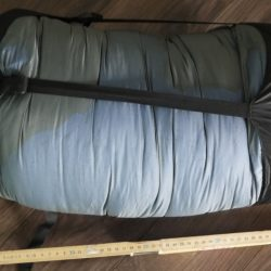 Kompression av sovsäck