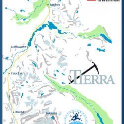Laddar för 110km Ultra Skymarathon – Tierra Arctic Ultra 100!