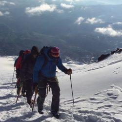 Magnus film från Elbrus