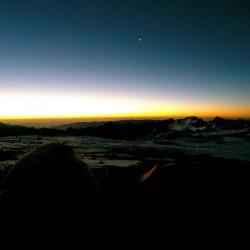 Höjdsjuka på Aconcagua, helikopterevakuering och tankar kring Diamox