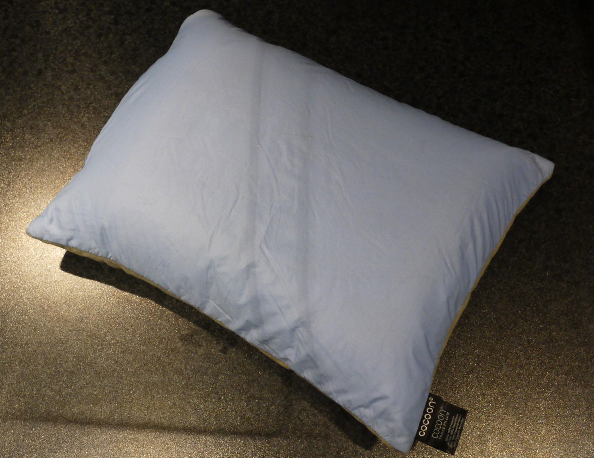 Uppblåsbar kudde: Cocoon Air Core Travel Pillow Ultralight