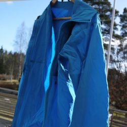 Vindjacka; Arc'Teryx M's Squamish Hoody Adriatic Blue
