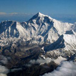 Mycket har hänt på Everest