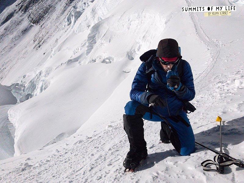 Kilian Jornet – 2x Everest.