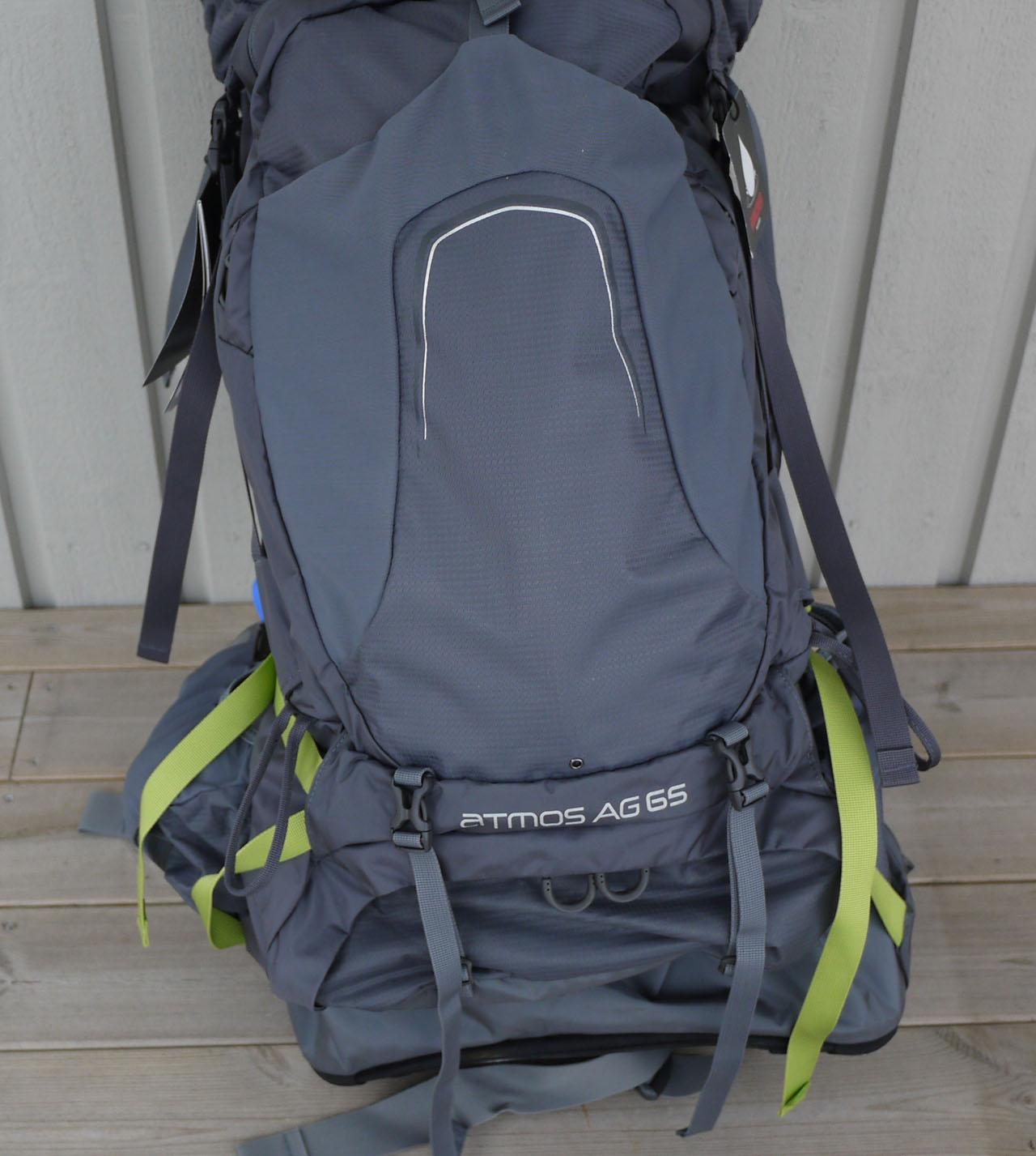 Ryggsäck: Osprey Atmos AG 65