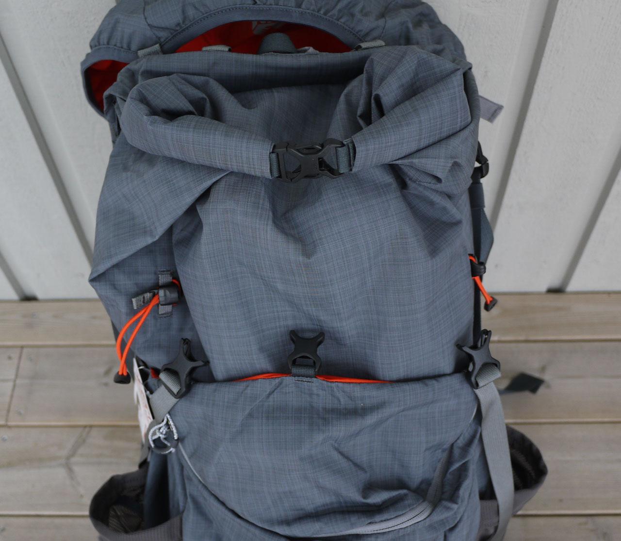 Ryggsäck: Mountain Hardwear Ozonic 70
