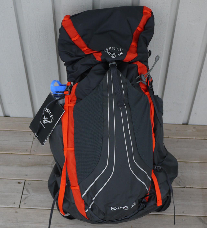 Ryggsäck: Osprey Exos 58