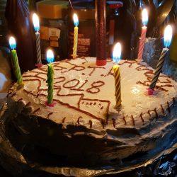 Ännu en födelsedag i BC