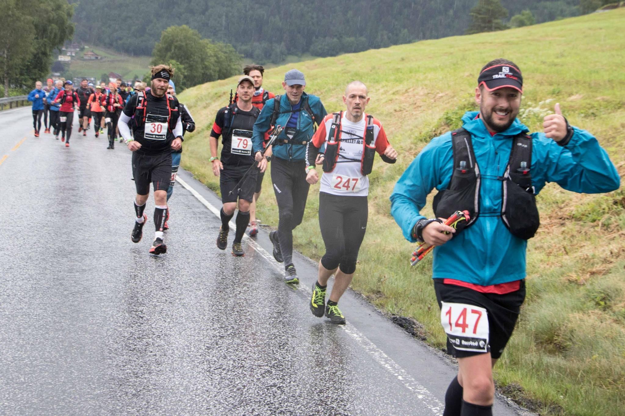 Äventyr kvarstår – men ökat fokus på traillöpning
