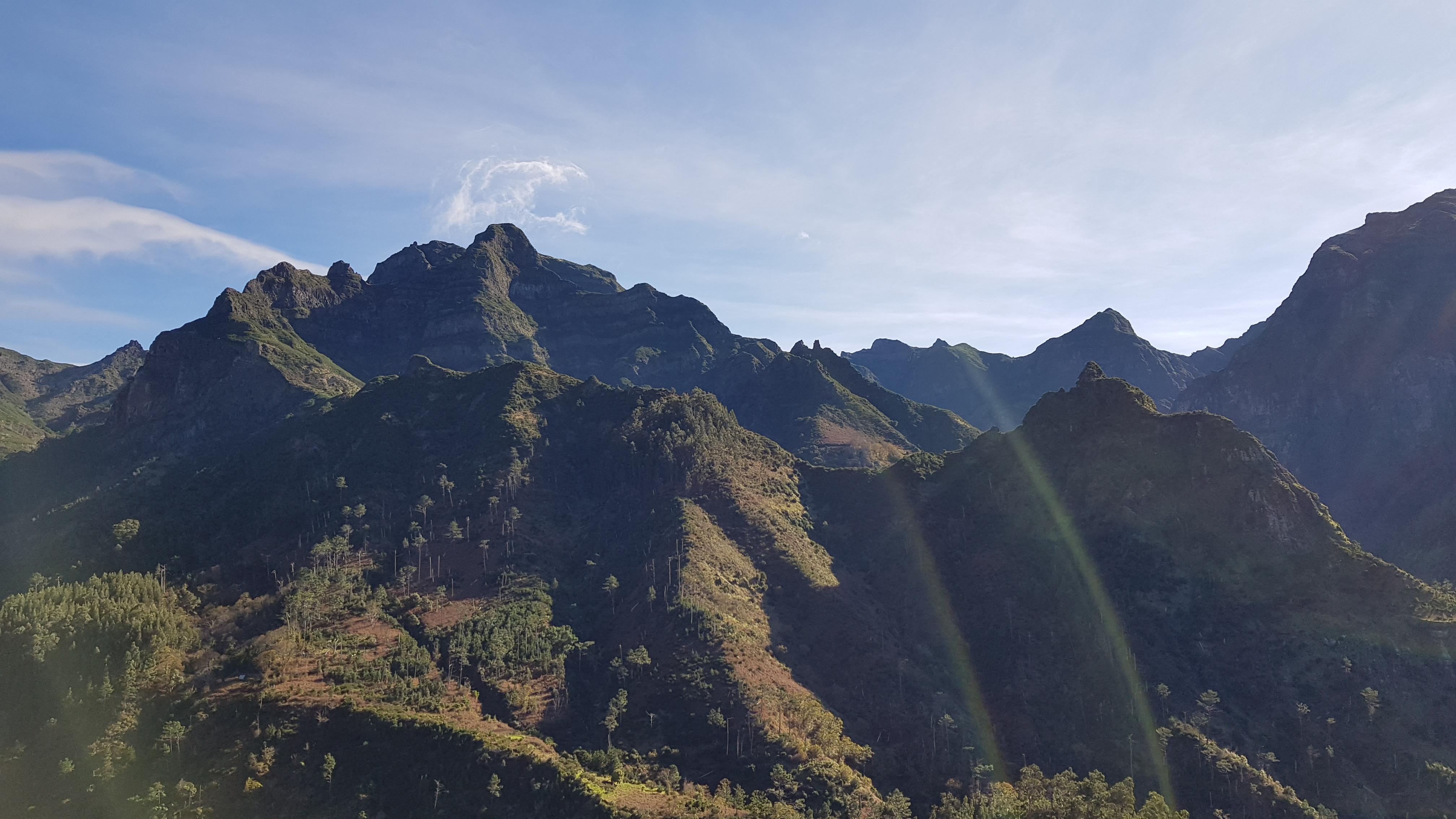 Träningsveckan på Madeira!