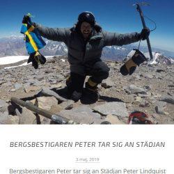Superambassadör för 2XU Idre Fjällmaraton!
