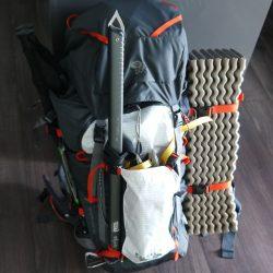 Vad jag inte gillar med min South Col ryggsäck