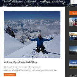 Förändringar till bloggen