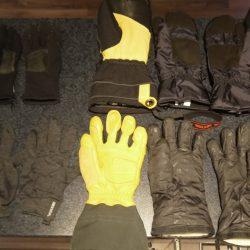 Handsk- och handvärmekombinationer
