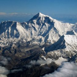 Tillbaka i Everest basecamp.